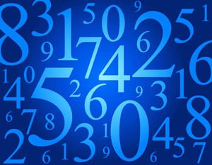 The world relies on numbers