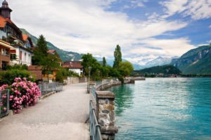 Brienzersee - Lake Brienz