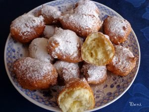 Fritters That Turn Themselves Over