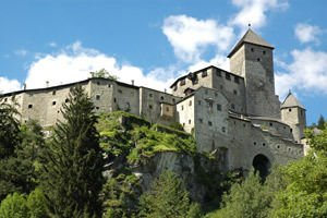 Tures Castle - Castel Tures in South Tyrol