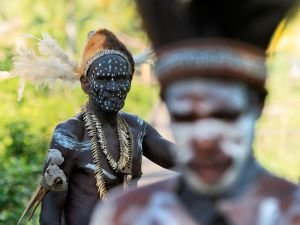 Cannibals Detained in Papua New Guinea
