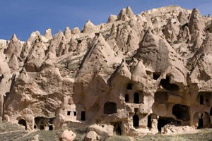 The Underground City of Derinkuyu Hides Many Secrets
