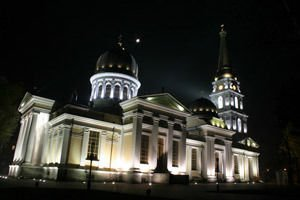 Odessa Cathedral