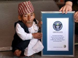 World's Shortest Person Dies