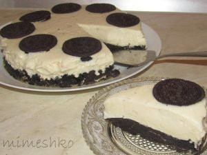Oreo Cheesecake without Baking