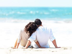 Sagittarius Woman and Pisces Man Love Compatibility