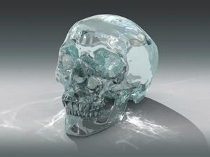 Who has made the Crystal Skulls?