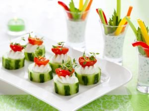 Super Appetizing Ideas for Bites and Canapes