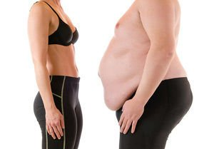 For or against drastic weight loss