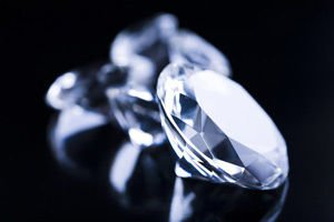 Diamonds Form from Seawater