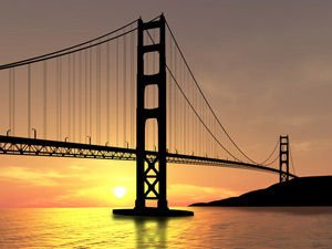 Fascinating Golden Gate Bridge
