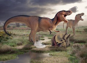 The Dinosaurs Were Killed Off by Mysterious Dark Matter