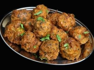Indian-Style Vegetarian Meatballs