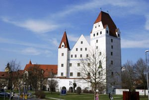Castle in Ingolstadt