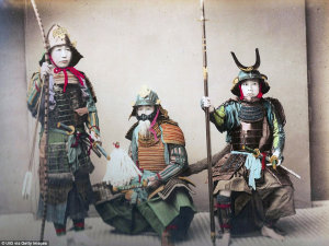 Facts about the Samurai you Won`t See in the Movies