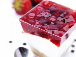 Jellied cream