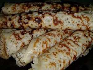 Thracian-Style Crepes