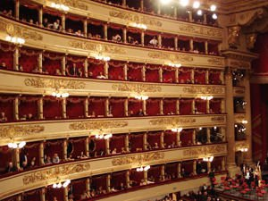 La Scala Opera in Milan