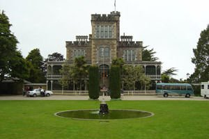 Larnach Castle in New Zealand