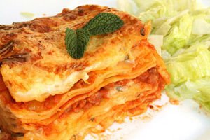 Lasagna with Chicken