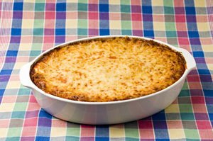 Lasagna with Chicken and Vegetables