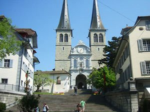 Church in Lucerne
