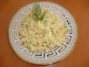 Macaroni Salad for Guests