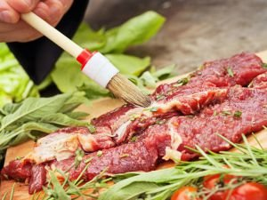 Five Marinades for Meat