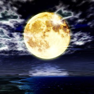 Depression Debilitates us During a Full Moon