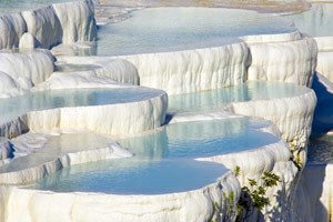 Legends of the Extraordinary Pamukkale