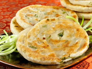 Gozleme with Feta Cheese and Leeks
