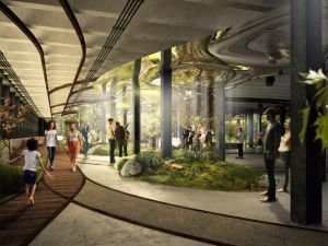Are Underground Parks the Future?