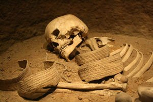 Prehistoric people were Cannibals