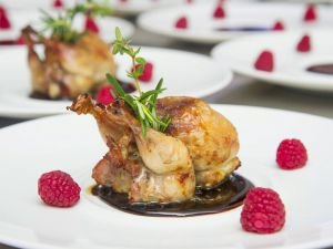 Roasted Pigeons are an Exquisite French Delicacy
