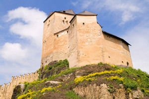 Rappottenstein Castle in Lower Austria