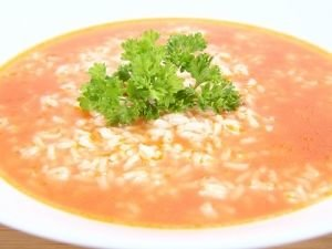 Rice Soup for Sobering