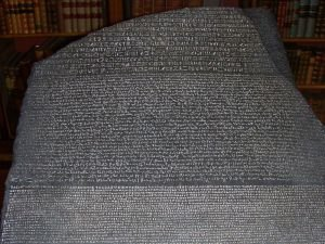 Secrets of the Rosetta Stone