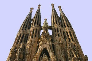 Sagrada Famlia picture