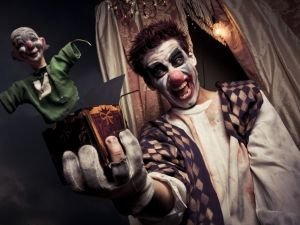 Afraid of Clowns? Find out Why