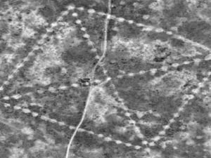 An Entire 260 Giant Geoglyphs in the Kazakhstan Desert Confound Scientists