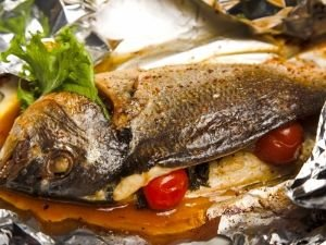 Recipes with bream