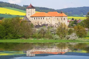 Svihov Castle in Czech Republic