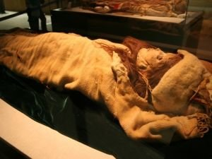 The Tarim Mummies of Xinjiang