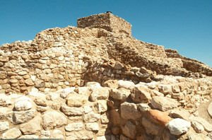 Tuzigoot National Monument - native ruins