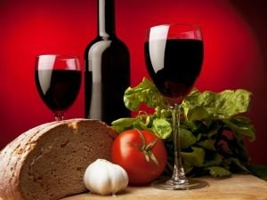 red Wine foods