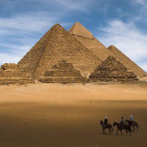 New pyramids found in Egypt