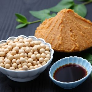 soya sauce and soy products