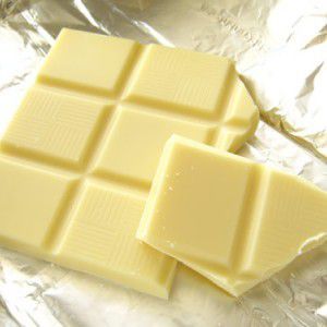 White Chocolate contents