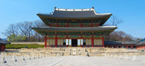Historic Seoul - Changdeokgung Palace