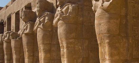 Долината на царете край Луксор (Valley of Kings)
